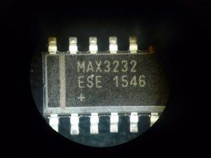Genuine MAX3232 Package
